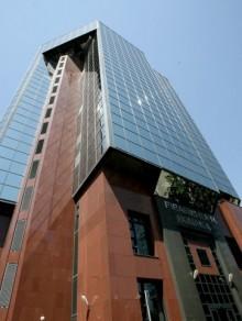 International Business Center Modern