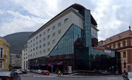 Centrul de afaceri Cristiana