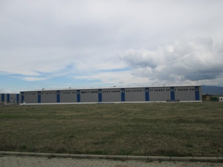 Parcul Industrial Prejmer