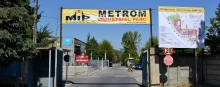 Metrom Industrial Parc