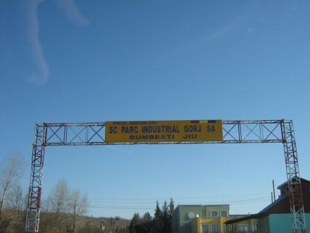 Parcul Industrial Gorj