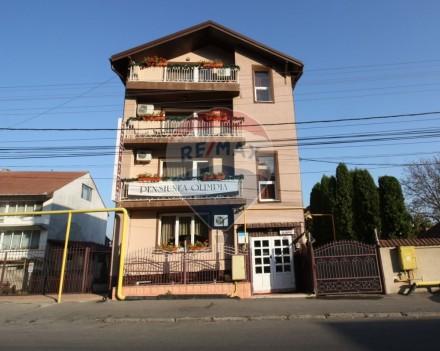 Hotel / Pensiune cu 20 camere de vânzare în zona Horea