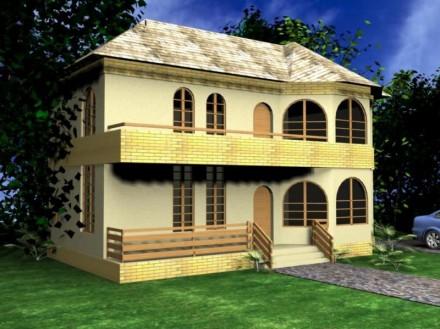Caramidari Residence