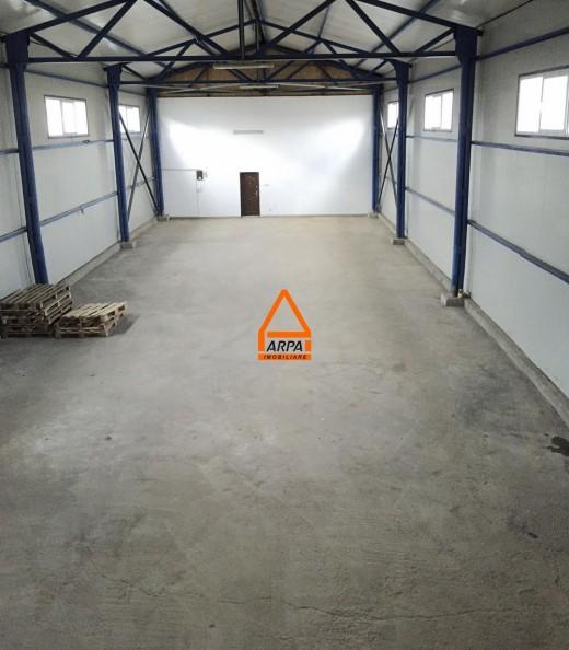Spatiu industrial de inchiriat in Iasi, Semicentral - 360 mp, 2400 EUR