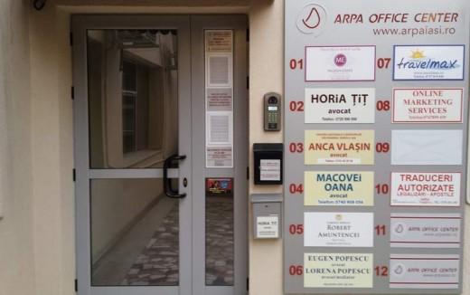 Spatiu comercial de inchiriat in Iasi, Centru Civic - 17 mp, 210 EUR