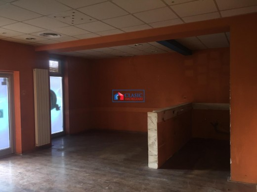 Spatiu comercial de inchiriat in Cluj-Napoca, Manastur - 75 mp, 750 euro