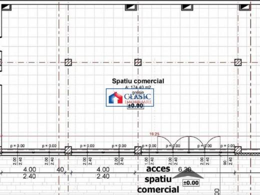 Spatiu comercial de vanzare in Cluj-Napoca, Europa - 200 mp, 240000 euro