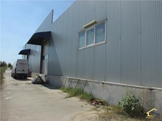 Spatiu industrial de inchiriat in Craiova, Exterior Est - 600 mp, 1500 euro