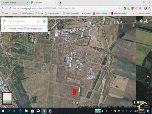 Teren de vanzare in Craiova, N/A - 911 mp, 25000.0 euro