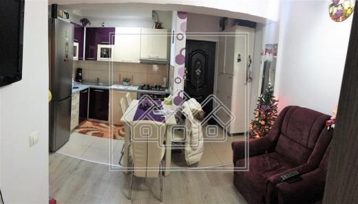 Apartament de vanzare in Sibiu, Selimbar - 2 camere, 43 mp, 47500 euro
