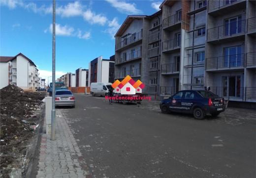Spatiu comercial de inchiriat in Sibiu, Calea Cisnadiei - 44 mp, 470 euro
