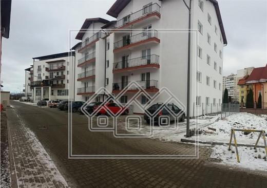 Apartament de vanzare in Sibiu, Complex Ciresica - 3 camere, 50 mp, 57000 euro