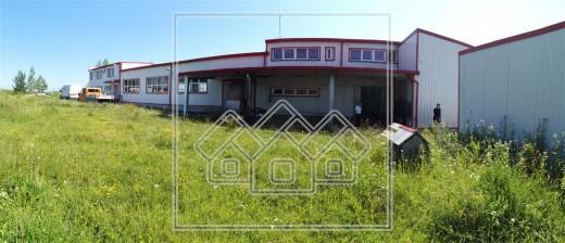 Spatiu industrial de vanzare in Sibiu, Selimbar - 850 mp, 280000 euro